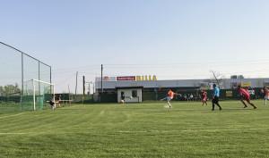 Jakub Bubeník neomylně proměňuje penaltu