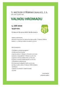 pozvanka na VH 2020-1